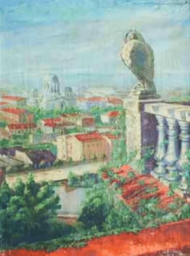 XLVII Vilniaus aukcionas: daugiatautė Lietuvos dailė