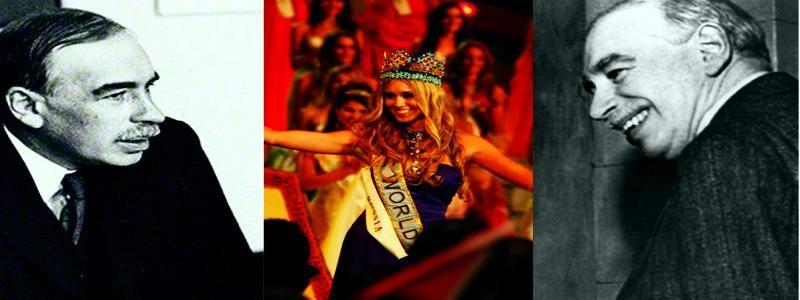 Investavimas: Keinso grožio konkurso teorija