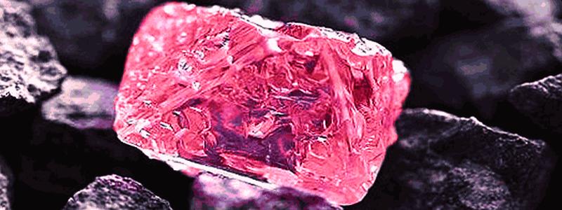 The Argyle Pink Jubilee-unikaliausias rožinis deimantas