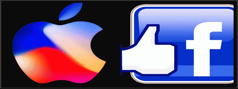 2 rekomendacijos pirkti JAV akcijas. Apple ir Facebook