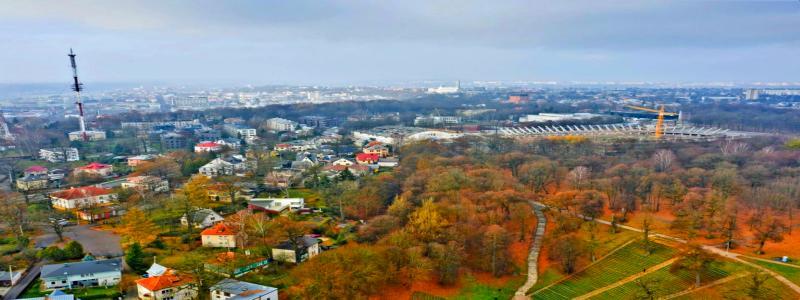 """Žaliakalnis – Kauno rajonas, kuris visada """"ant bangos"""""""
