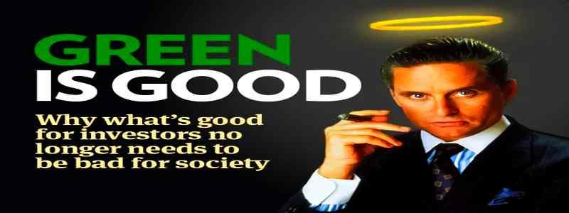 14+ Investicinių idėjų. Senas geras investavimo trendas Green is good.
