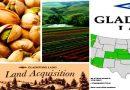 Gladstone Land Corp akcijų snapshotas
